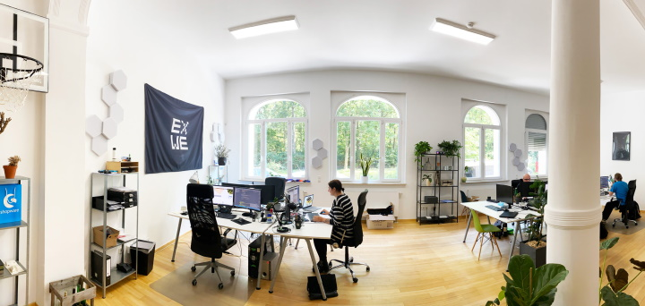 EXWE Büro Leierweg 13