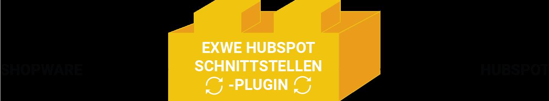 Grafik Schnittstelle Shopware und HubSpot