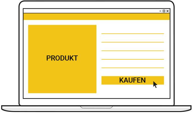 Vektorgrafik Laptop Produkt
