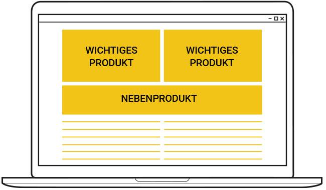 Vektorgrafik Laptop Oberflächenstruktur