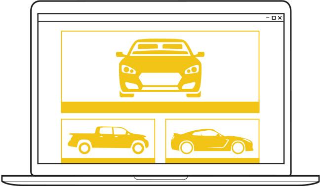 Vektorgrafik Laptop Bildmaterial