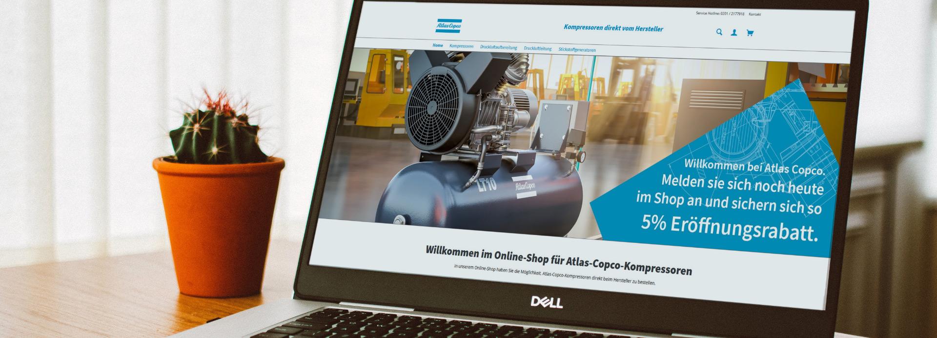Grafik Shopware Onlineshop Erstellung