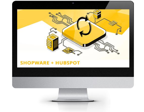 Shopware + HubSpot